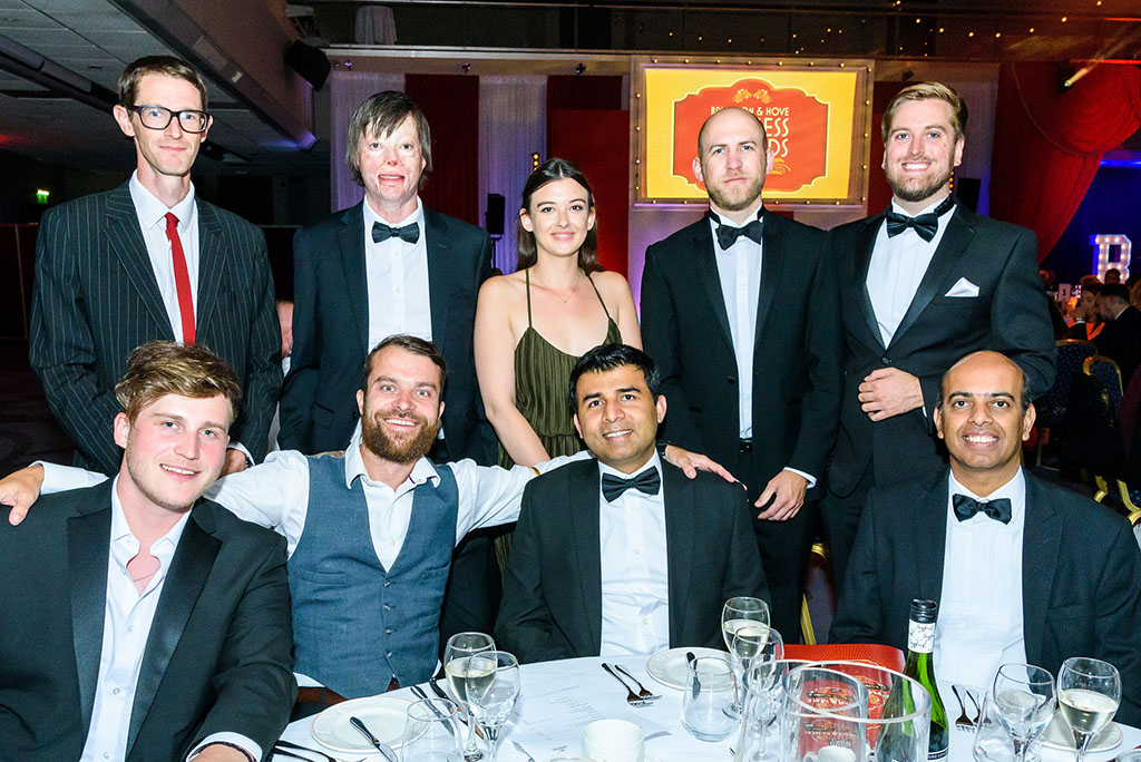 Brighton and Hove Business Awards 2018 | Ignitho